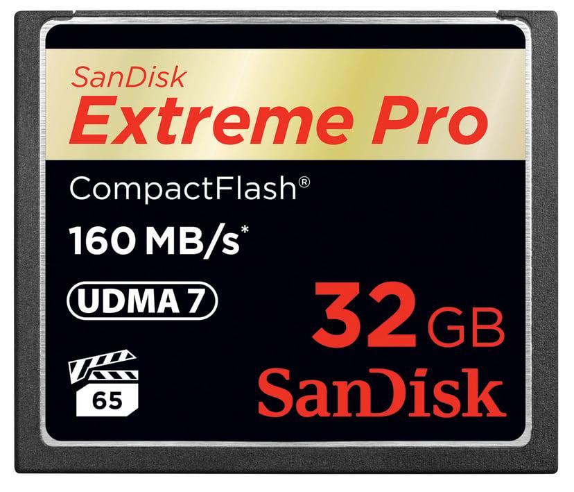 SanDisk Extreme Pro 32GB CompactFlash Card