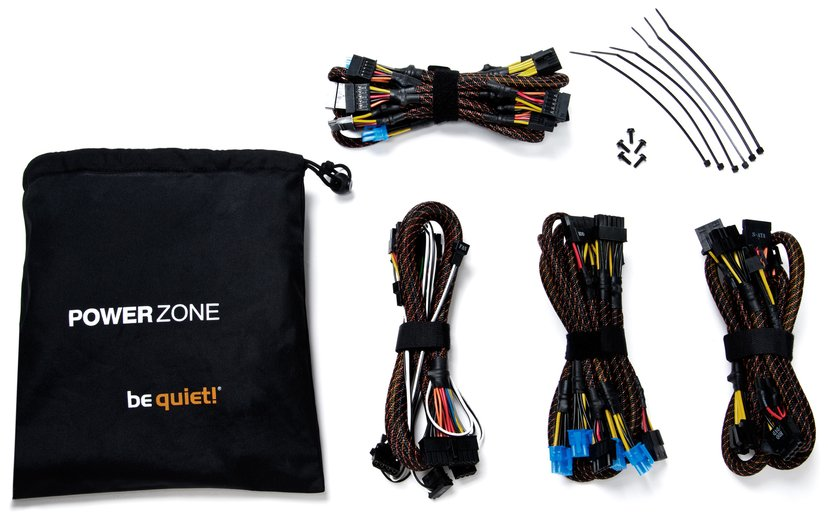 be quiet! Power Zone BN212 850W 80 PLUS Bronze