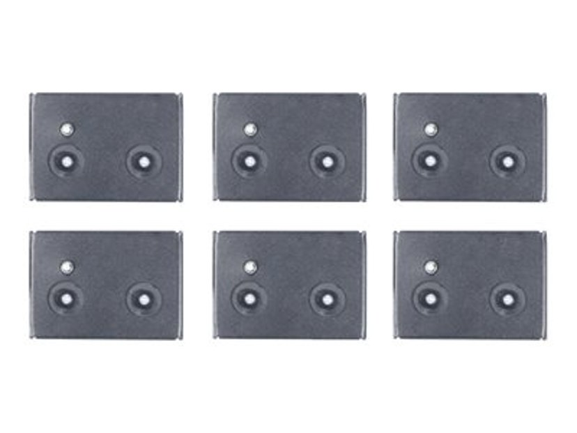 APC Cable Containment Brackets with PDU Mounting
