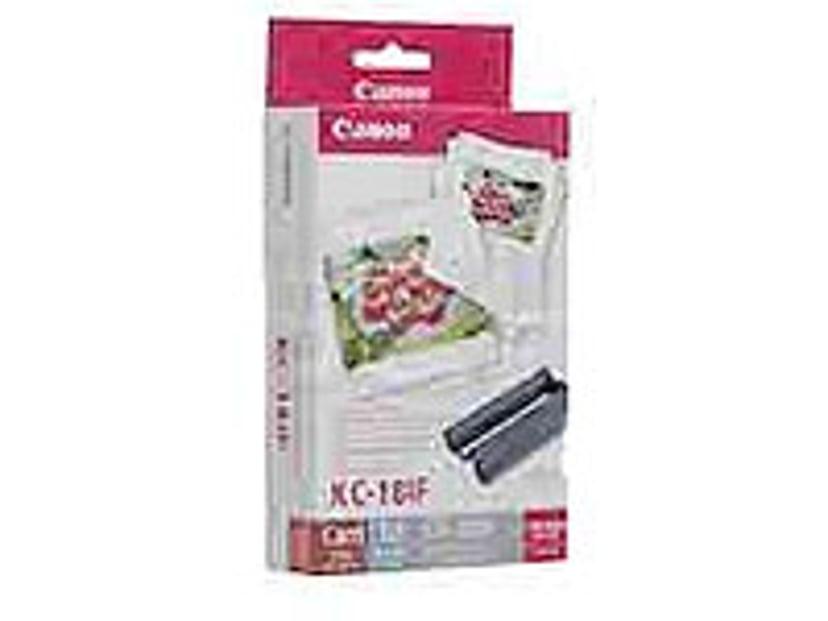 Canon Papper/Bläck KC-18IF 89x54mm - CP-100/200/300