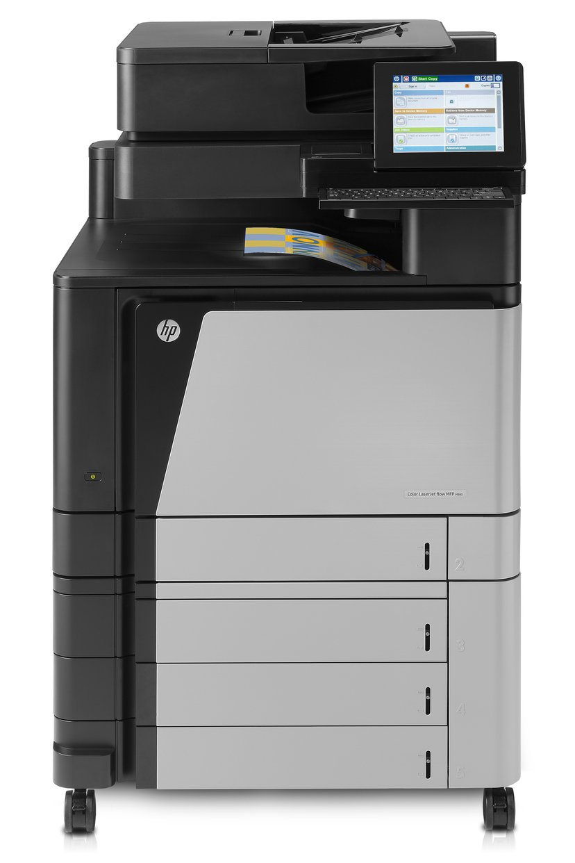HP Color LaserJet ENT Flow M880Z MFP