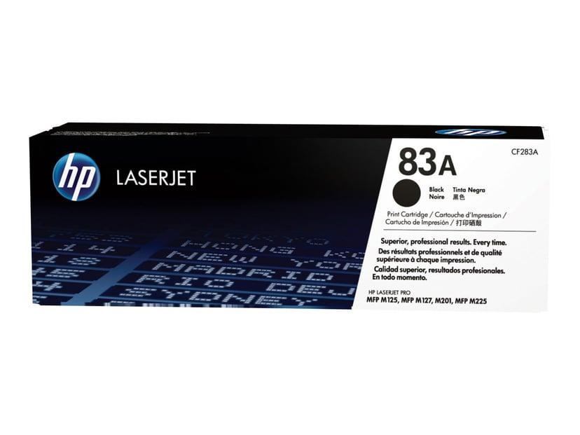 HP Toner Svart 83A 1.5K - CF283A