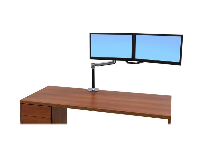 Ergotron LX HD Sit-Stand Desk Mount LCD Arm