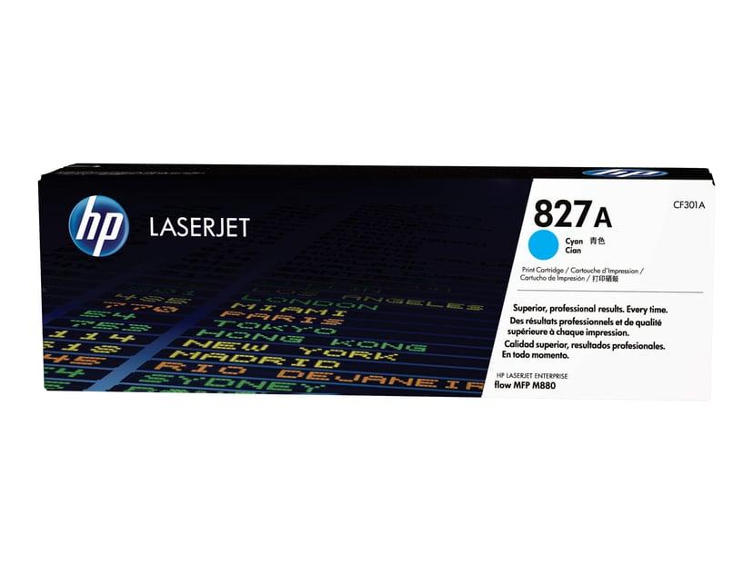HP Toner Cyan 827A 32K - CF301A