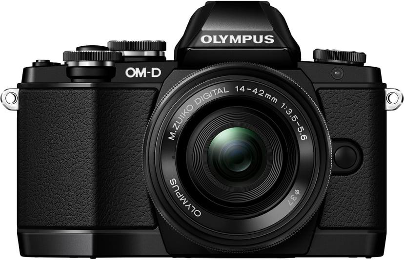 Olympus OM-D E-M10 + 14-42/3,5-5,6 EZ