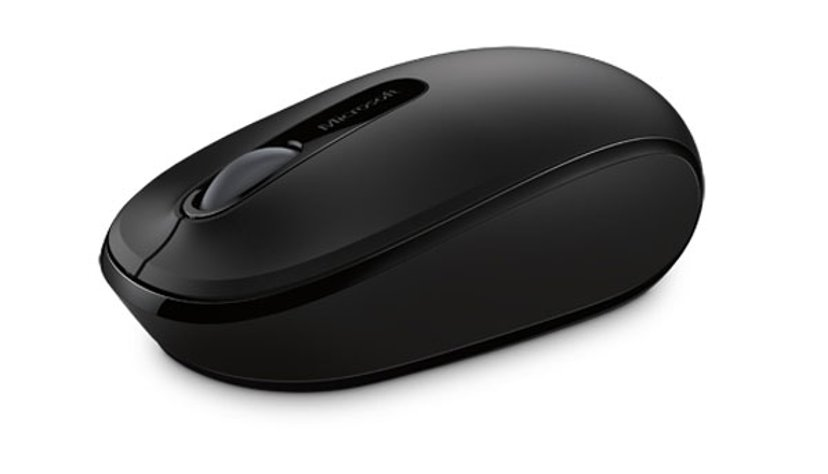Microsoft Wireless Mobile Mouse 1850 Hiiri Langaton Musta