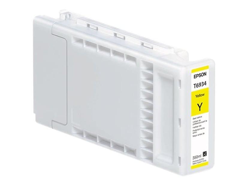 Epson Blekk Gul 350ml - SC-T7000
