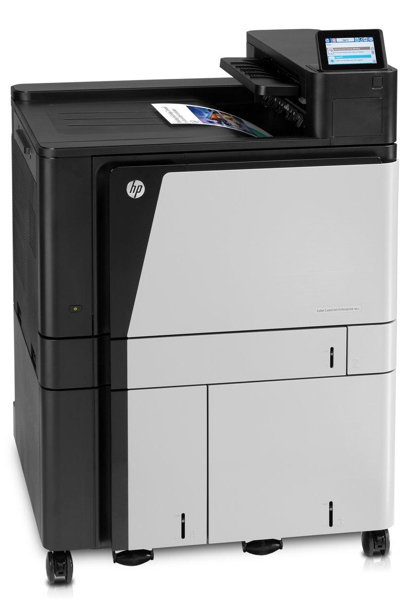HP Color LaserJet Enterprise M855X+ A3