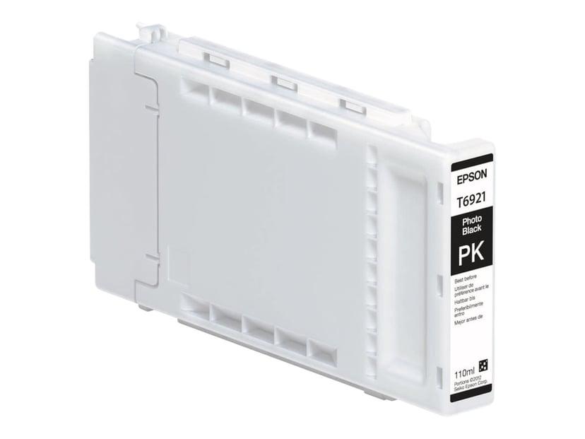 Epson Bläck Foto Svart 110ml - T3000/T5000/T7000
