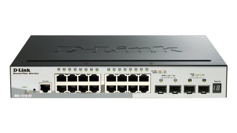 D-Link SmartPro DGS-1510-20