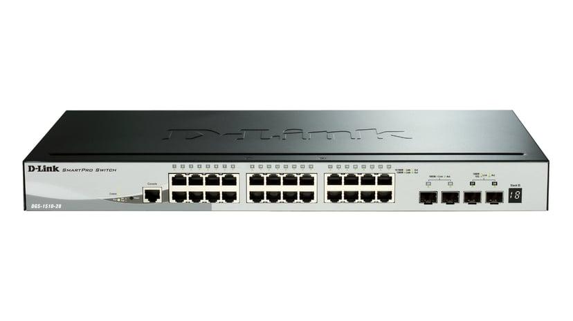 D-Link SmartPro DGS-1510-28