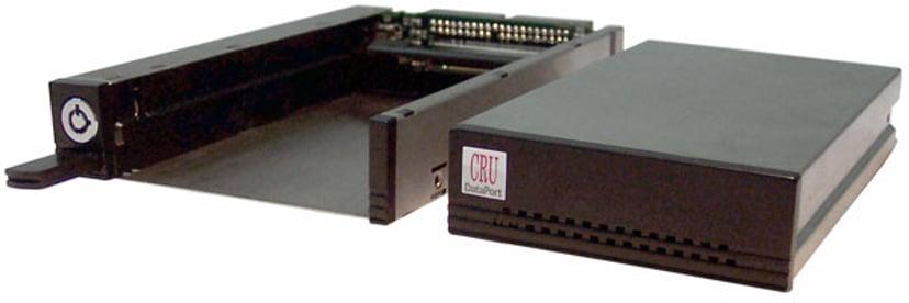 "Cru-Dataport Cru Dataport DP25 SFF HDD Carrier 2X2.5"" SATA 6G Black"