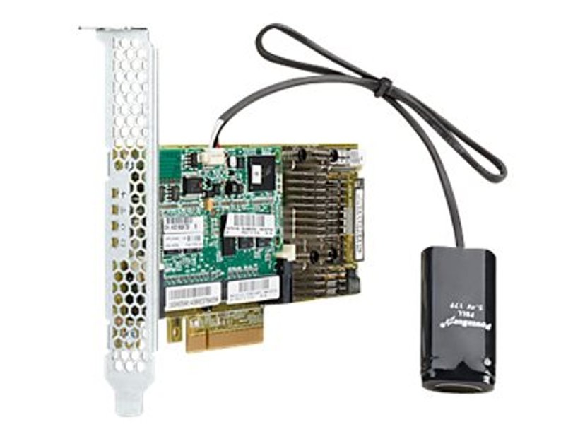 HPE Smart Array P431/4GB with FBWC PCIe 3.0 x8