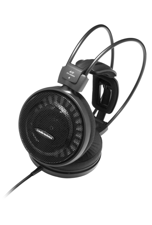 Audio-Technica ATH AD500X Zwart