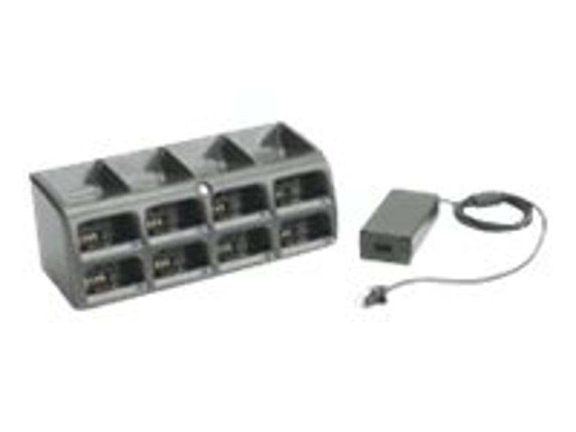 Zebra 8-Slot Battery Charger Kit