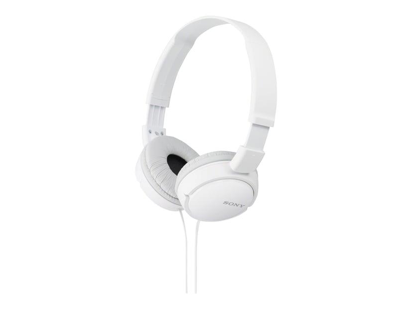 Sony Mdr-Zx110AP - White Hvit