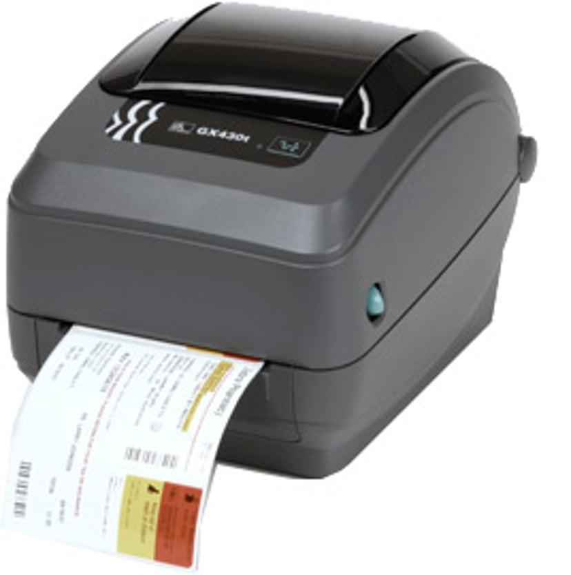 Zebra GX430T DT/TT 300dpi USB/Seriell/Parallel Dispenser