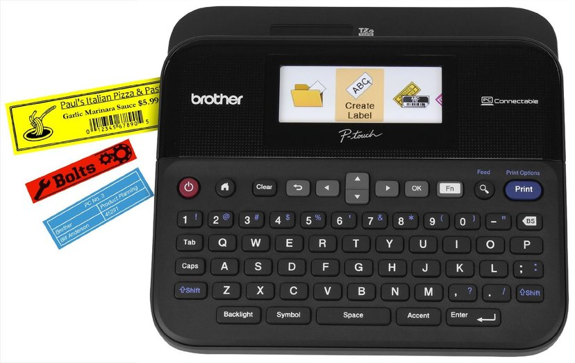 Brother P-Touch PT-D600VP