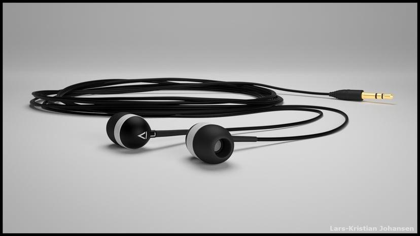 Creative EP-630 - Black Svart