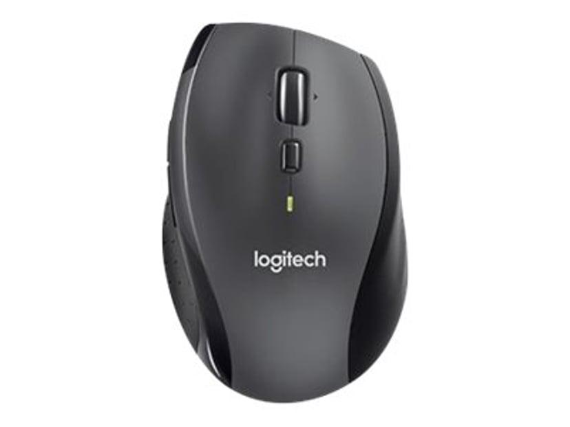 Logitech M705 Hopea Hiiri Langaton