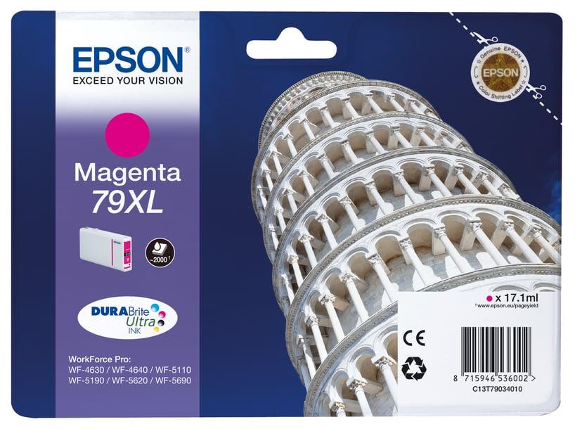 Epson Bläck Magenta 2K 79XL - WF-4630DWF