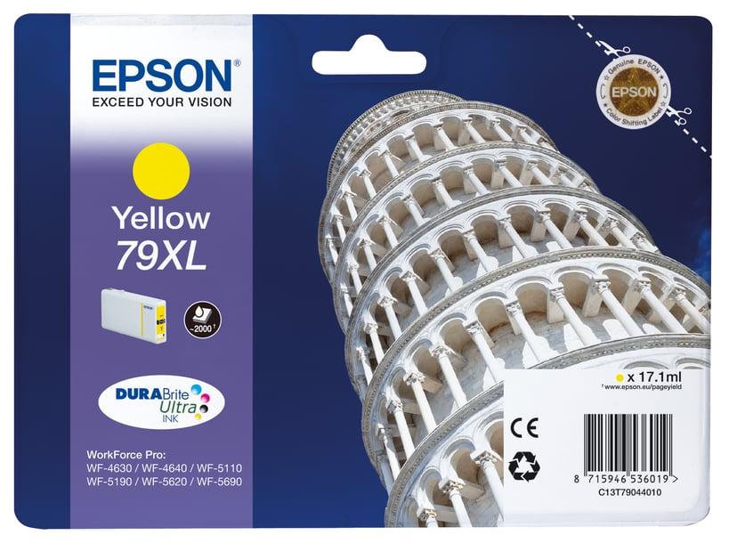 Epson Bläck Gul 2K 79XL - WF-4630DWF