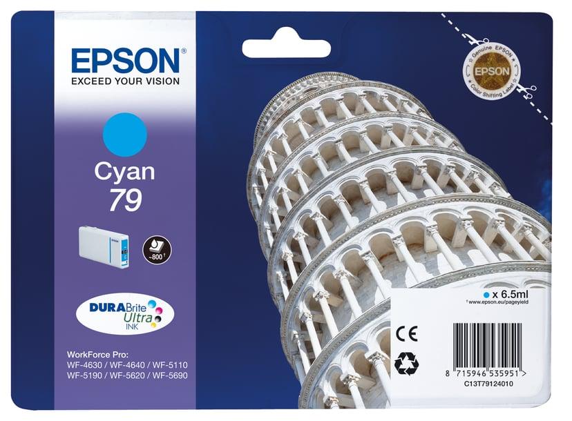 Epson Bläck Cyan 800 Pages 79 - WF-4630DWF
