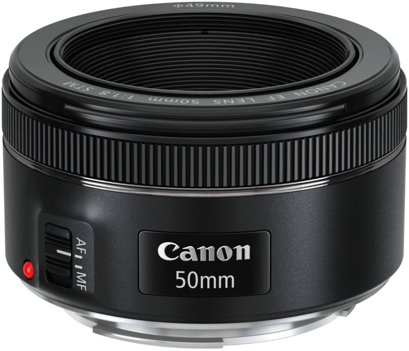 Canon EF 50/1.8 STM