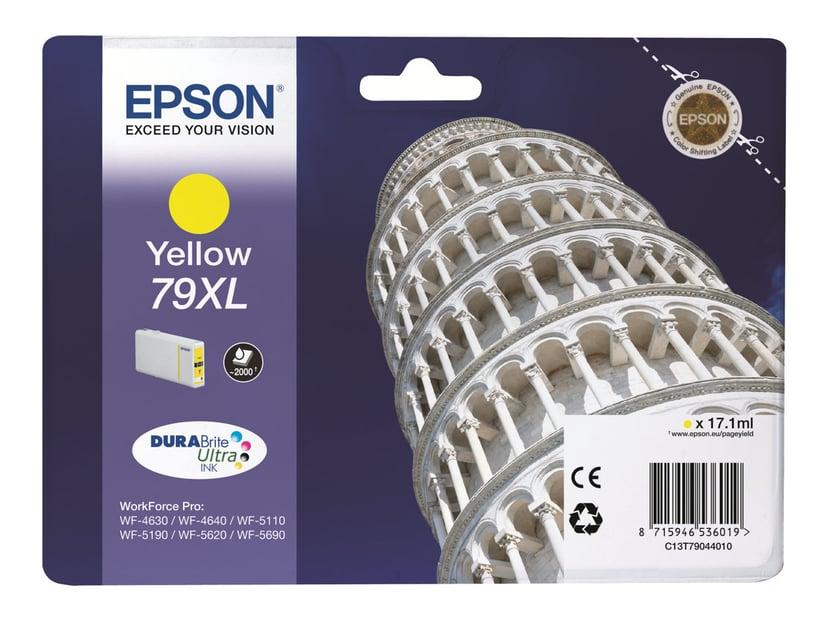 Epson Blekk Gul 2K 79XL - WF-4630DWF
