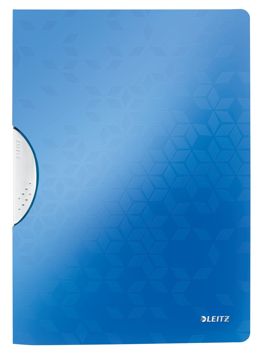 Leitz ColorClip WOW A4 PP Blå