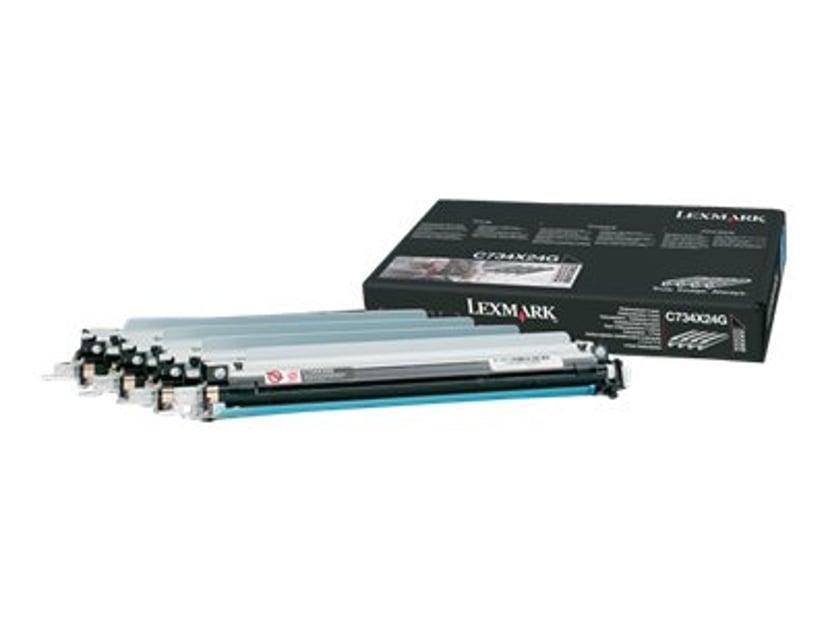 Lexmark Trommel 20K - C73X/X73X 4-Pack