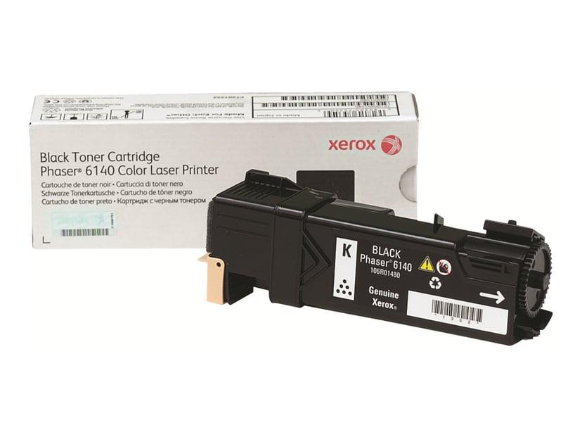 Xerox Toner Svart 2.6k - Phaser 6140