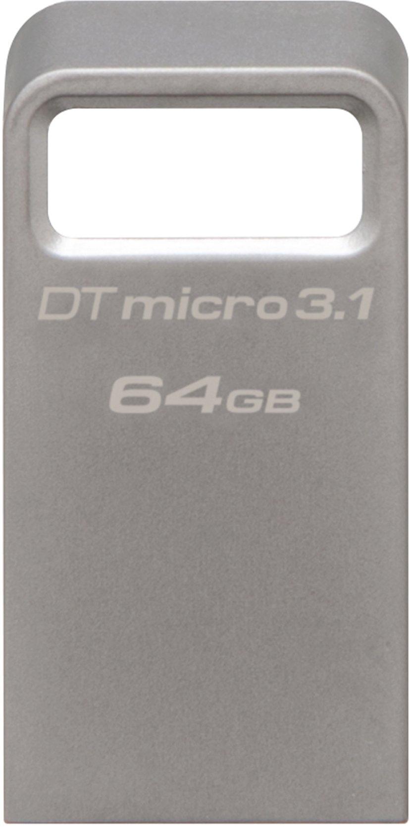 Kingston DataTraveler Micro 3.1 64GB USB 3.1