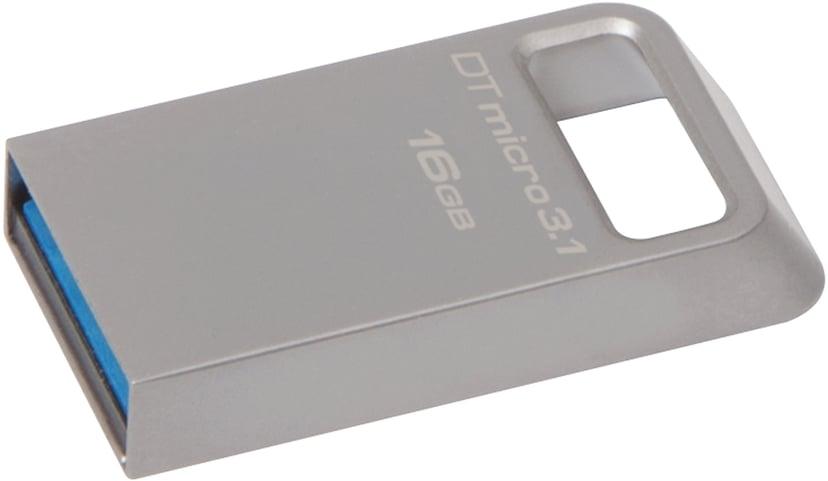 Kingston DataTraveler Micro 3.1 16GB USB 3.1