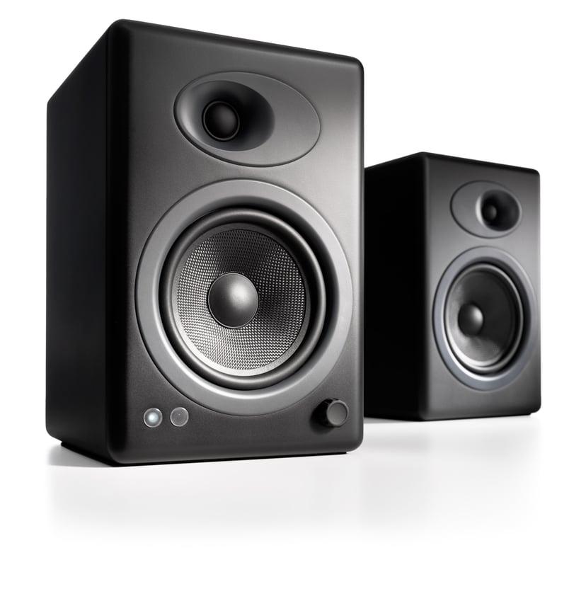 Audioengine A5+ - Svart
