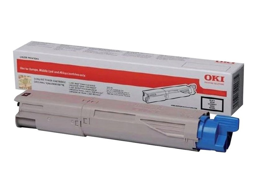 OKI Värikasetti Musta 15k - MC873
