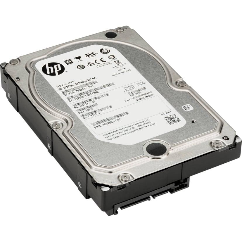 "HP Harddisk 4TB 3.5"" Serial ATA-600"