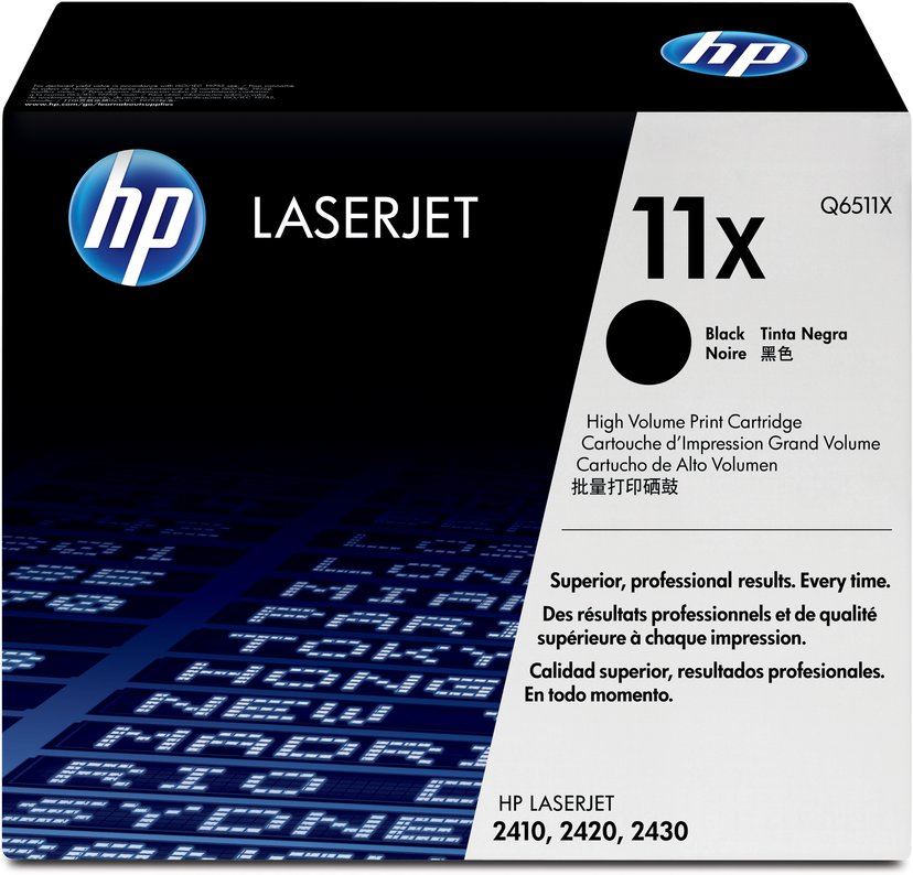 HP Toner Sort 12K - Q6511X