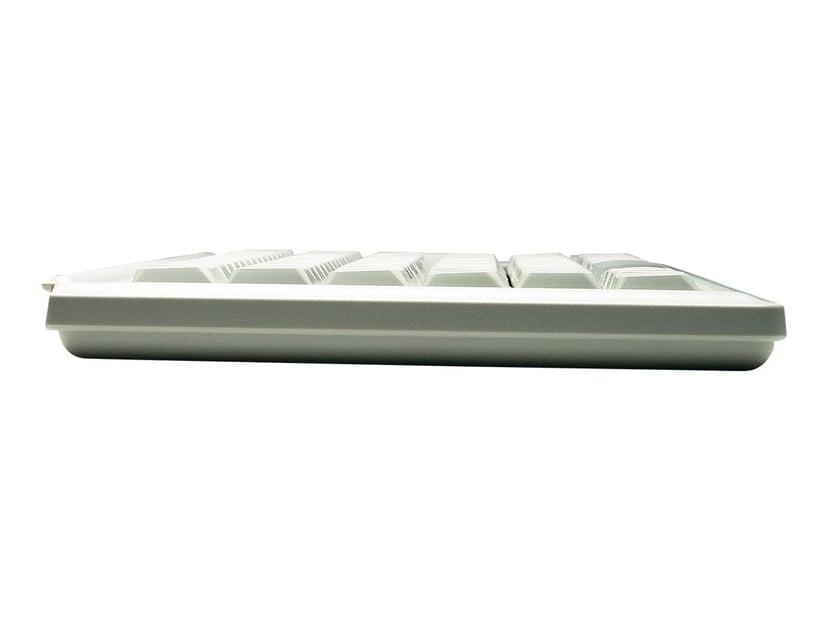 Cherry Compact G84 4400 Kabling Tastatur Engelsk Grå