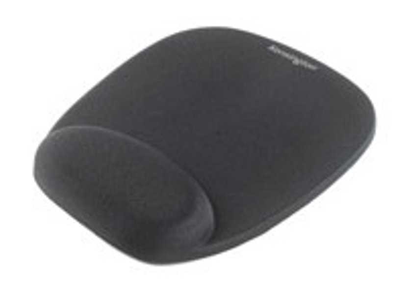 Kensington Wrist Rest Foam Mouse Black