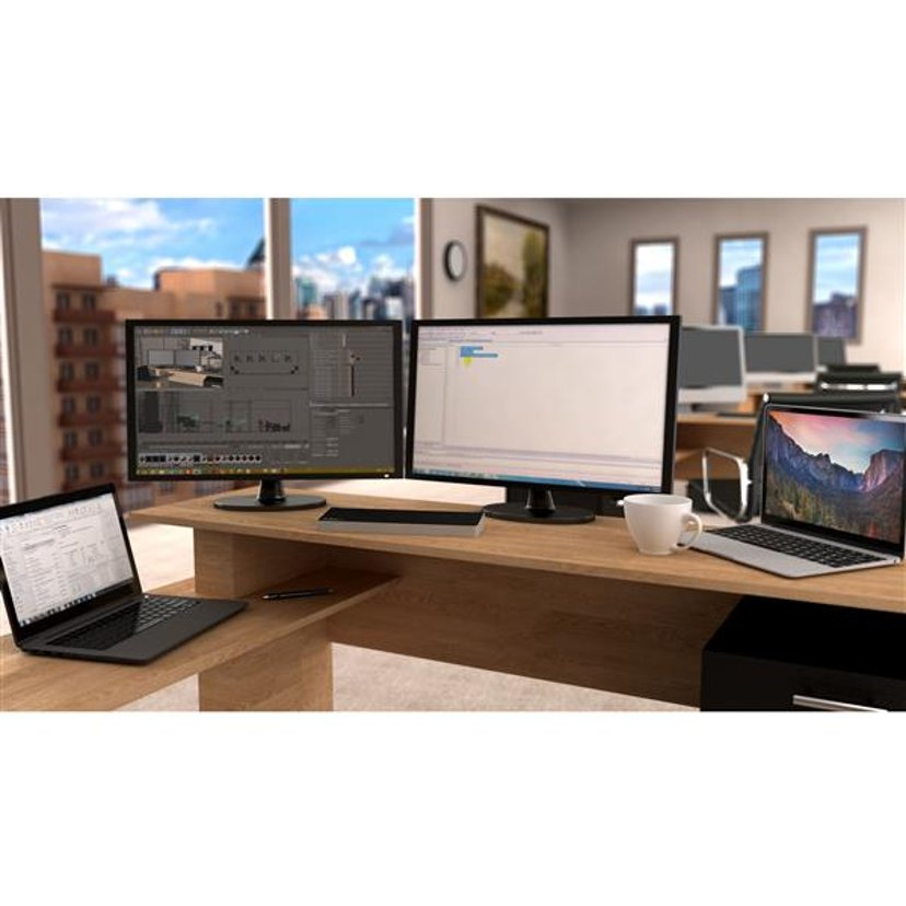 Startech USB 3.0 Docking Station Portreplikator USB 3.0