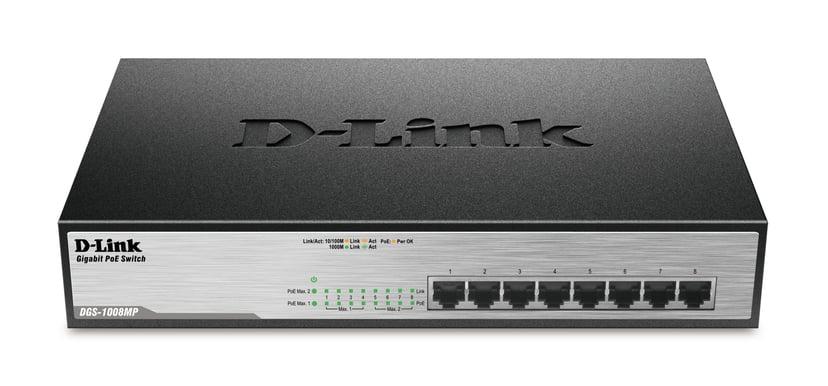 D-Link DGS 1008MP