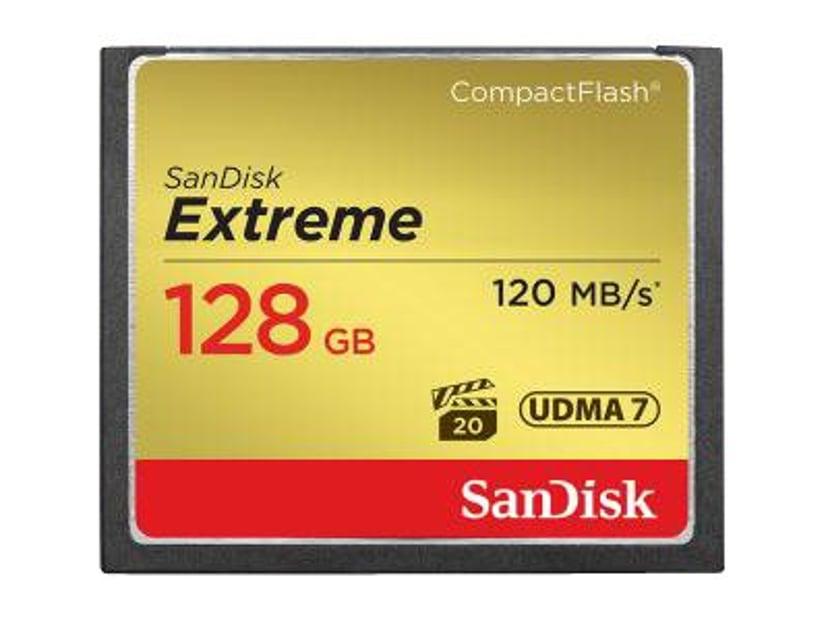 SanDisk Extreme CompactFlash Kort