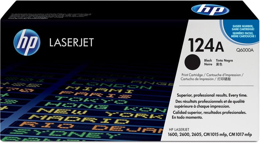 HP Toner Svart - CLJ 2600