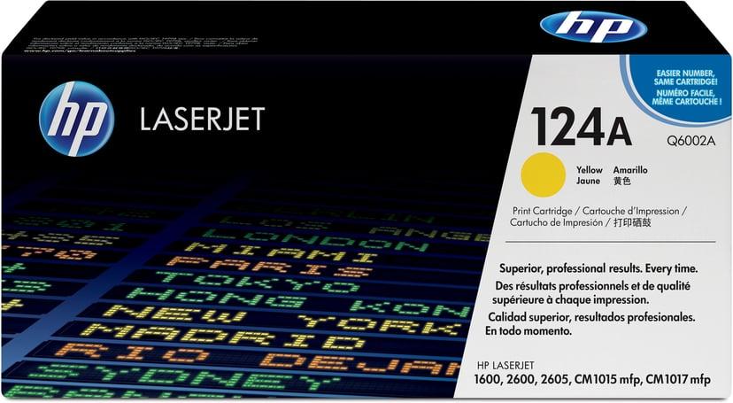 HP Värikasetti Keltainen - CLJ 2600
