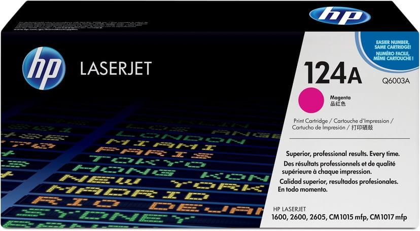 HP Värikasetti Magenta - Q6003A