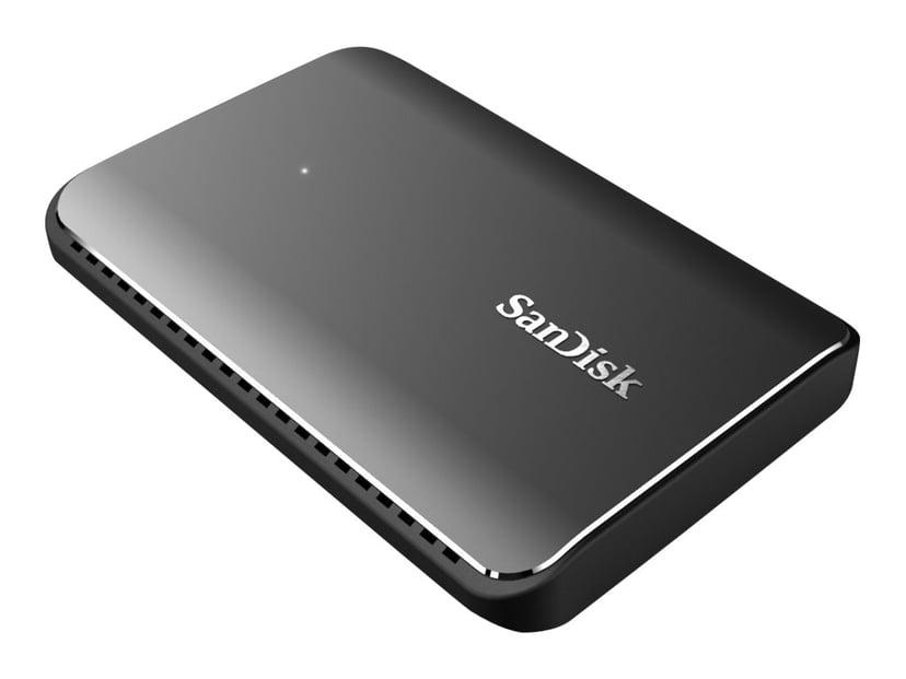 SanDisk Extreme 900 Portable 0.96TB Svart