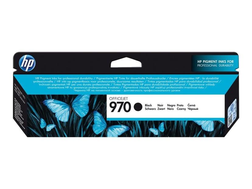 HP Bläck Svart No.970 3K - OfficeJet Pro X451/X551/X476 X576 #Köp