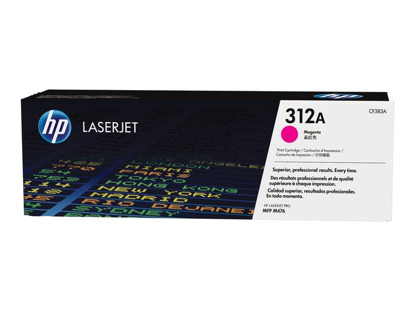 HP Toner Magenta 312A 2.7K - CF383A #KÖP