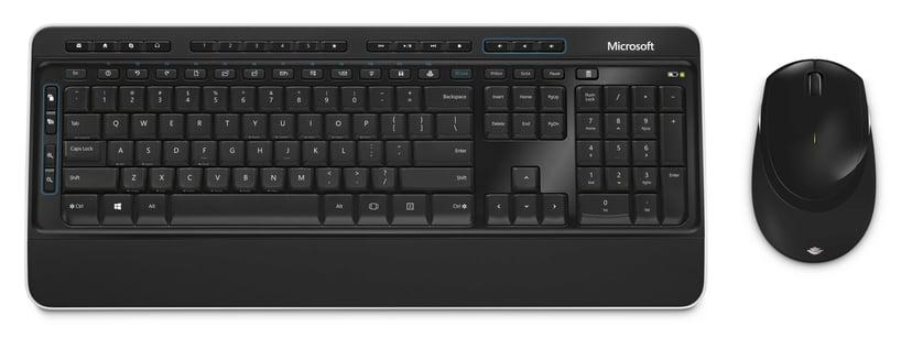 Microsoft Wireless Desktop 3050 Nordiska länderna